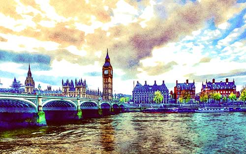 BeCasso London, Digital Masterpieces