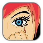 The Clip2Comic iOS mobile app transforms your images into cartoons, sketches and funny caricatures